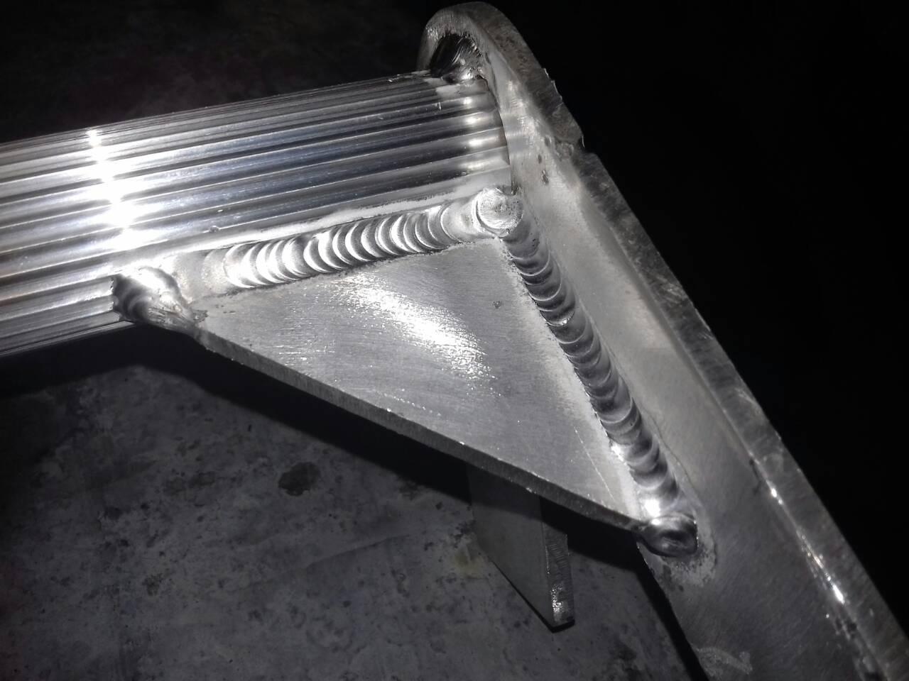 Как варить алюминий аргонодуговой сваркой