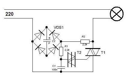 Плавный пуск для электроинструмента своими руками: схема, устройство, электродвигателя, на симисторе