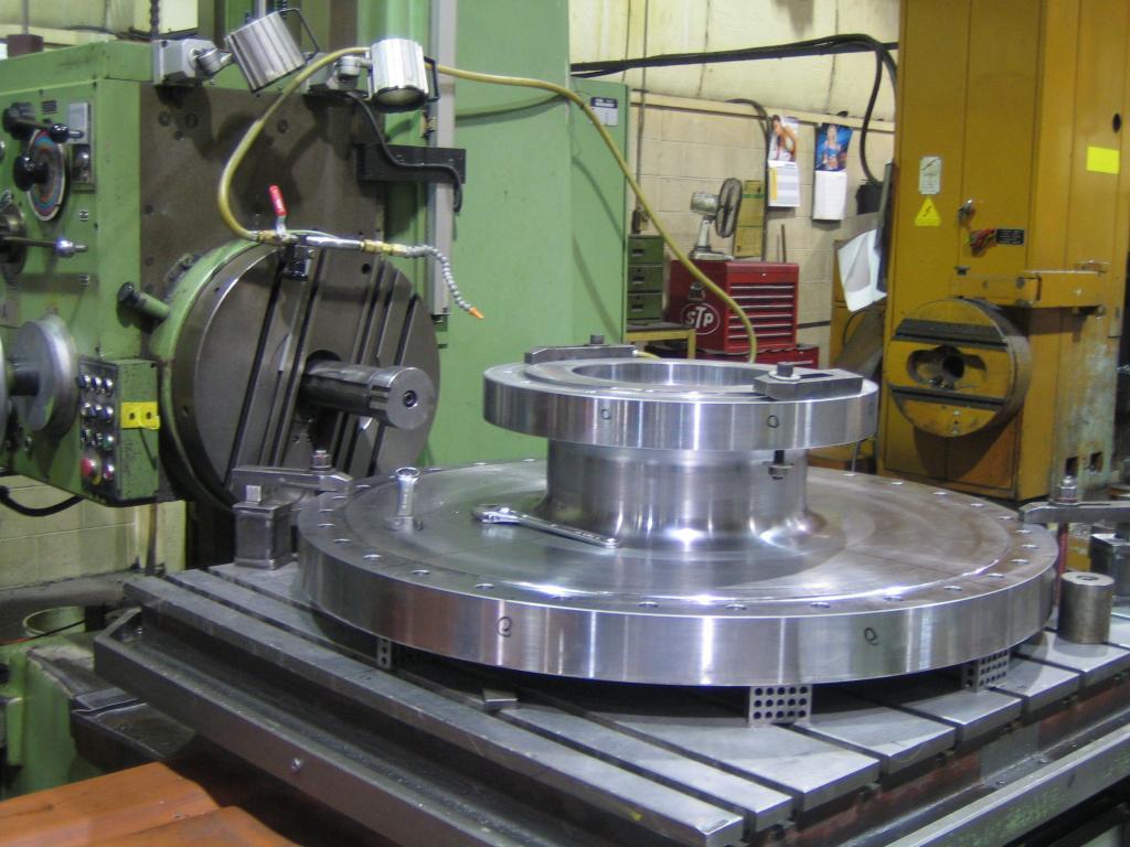 Горизонтально-расточные станки: технические характеристики, модели