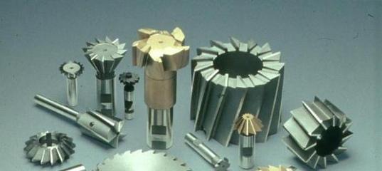 Фреза по металлу: конструкция, виды, принцип работы