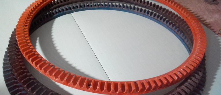 Какие бывают виды венцов на бетономешалку и какой лучше выбрать?
