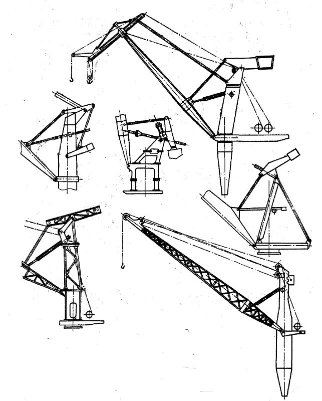 Подъемный кран: устройство, принцип работы, классификация