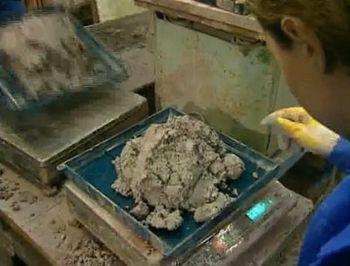 Изготавливаем искусственный мрамор своими руками