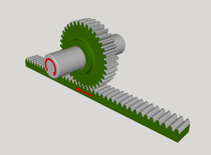 Виды механизмов передачи движения