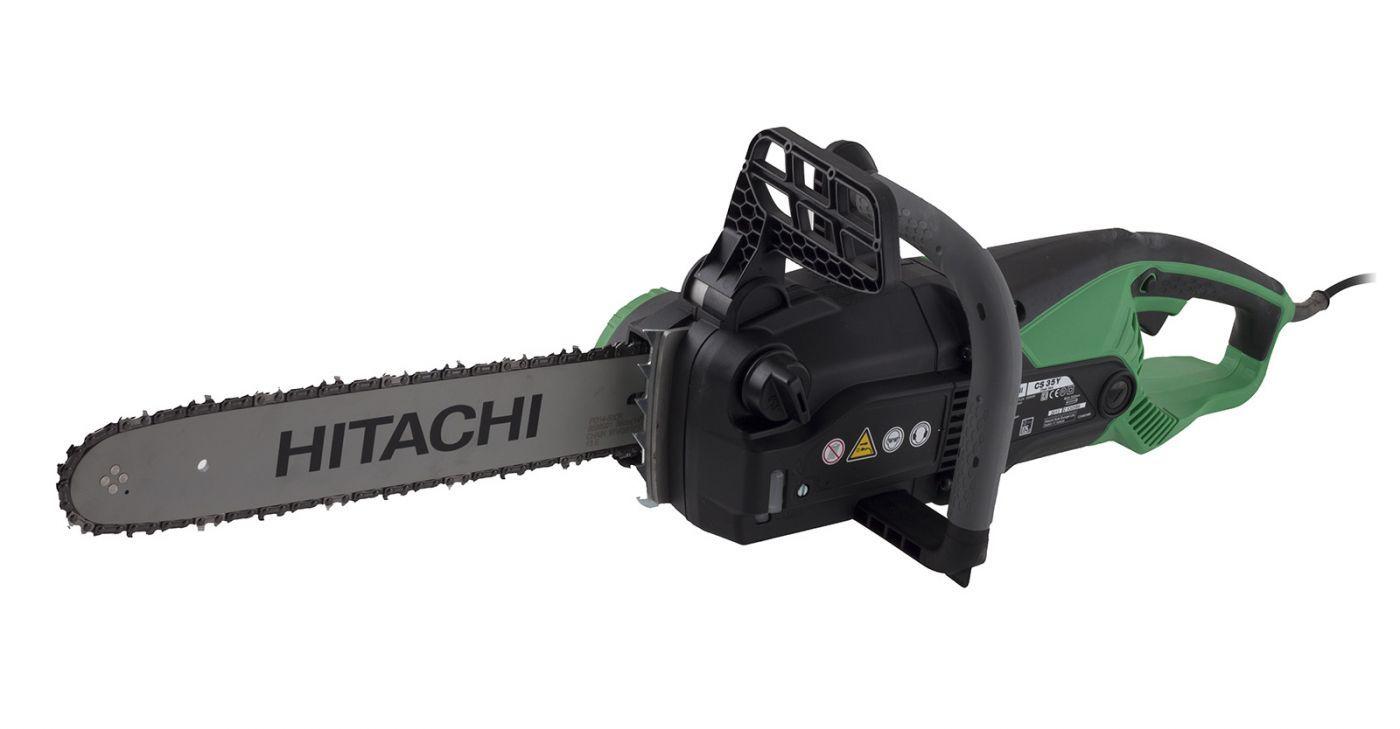 Бензопилы хитачи (hitachi): обзор популярных моделей