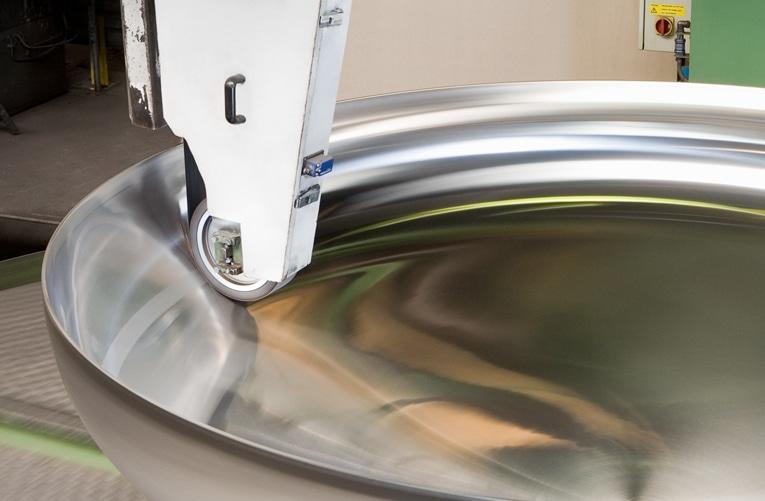 Как и чем полировать нержавейку до зеркального блеска — видео, фото