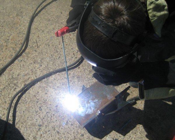 Сварка алюминия электродом в домашних условиях