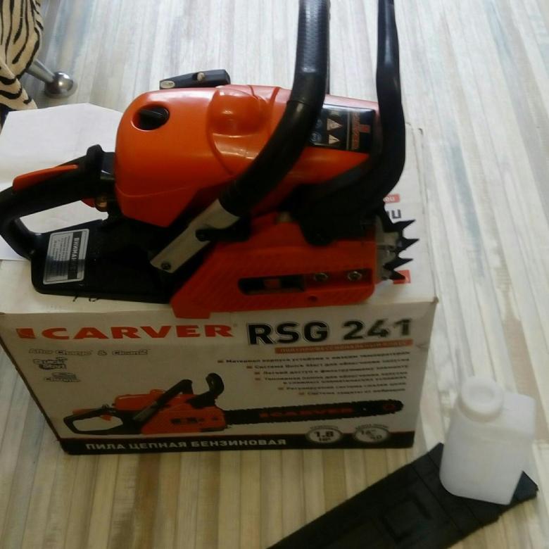 Бензопила carver rsg 245 — модель для пользователей с повышенными запросами