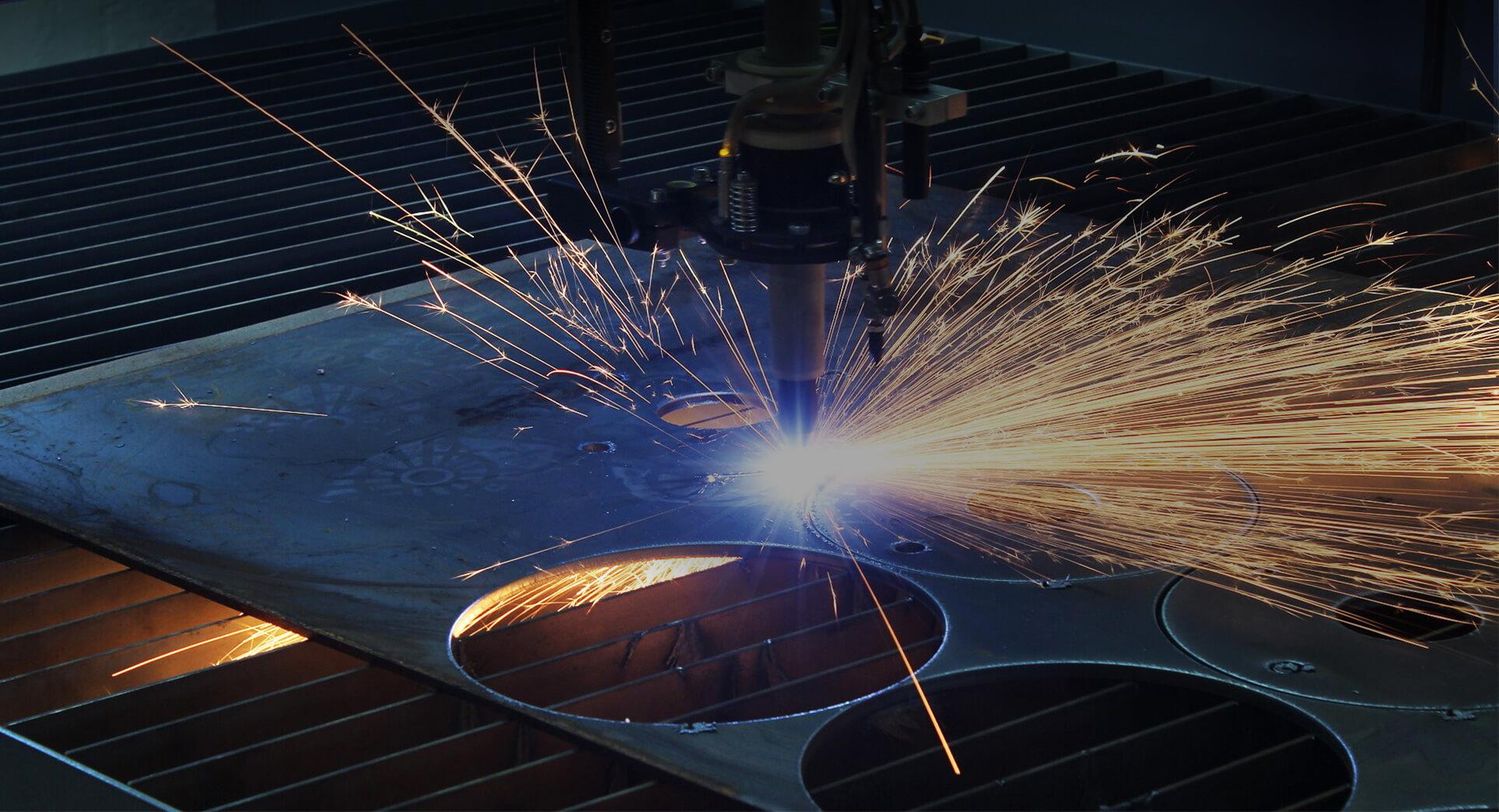 Плазменная резка металла - что это такое, технология