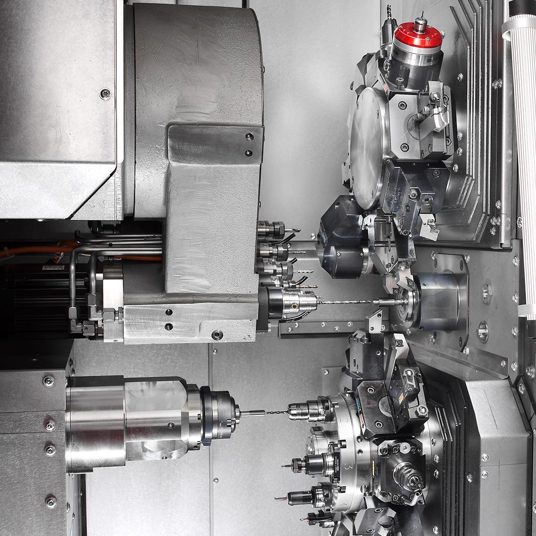 Токарный автомат: классификация, назначение оборудования