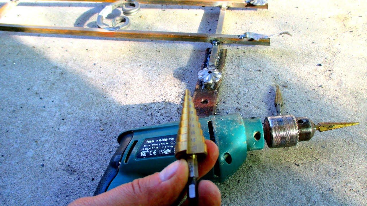 Сверла для сверления каленого металла | все про металл