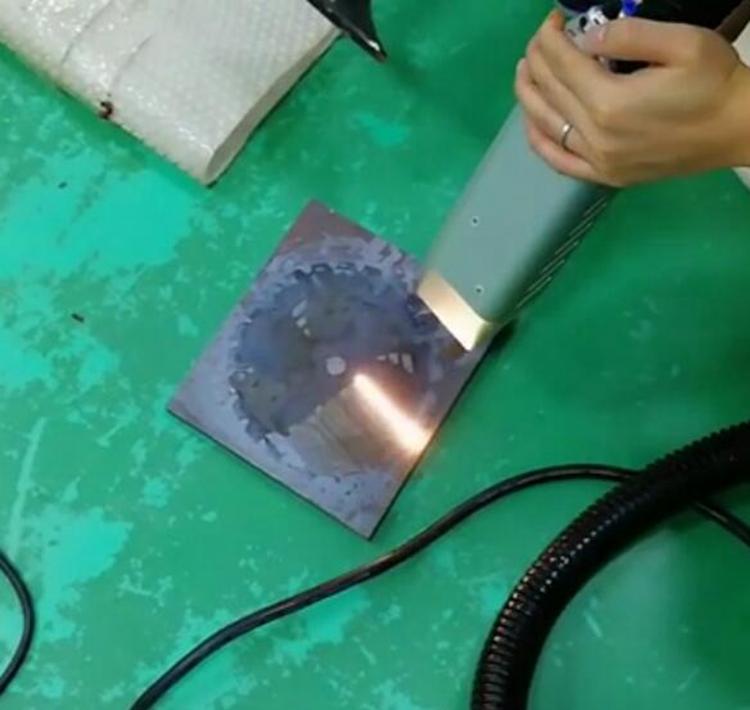 Виды оборудования для лазерной очистки металла