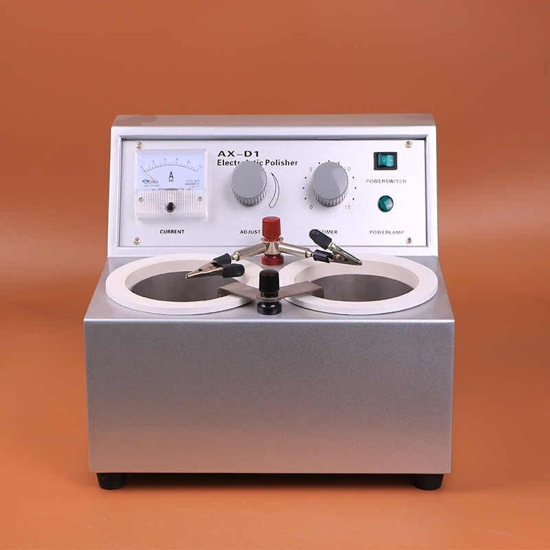 Электрохимическая полировка — описание, применение, материалы
