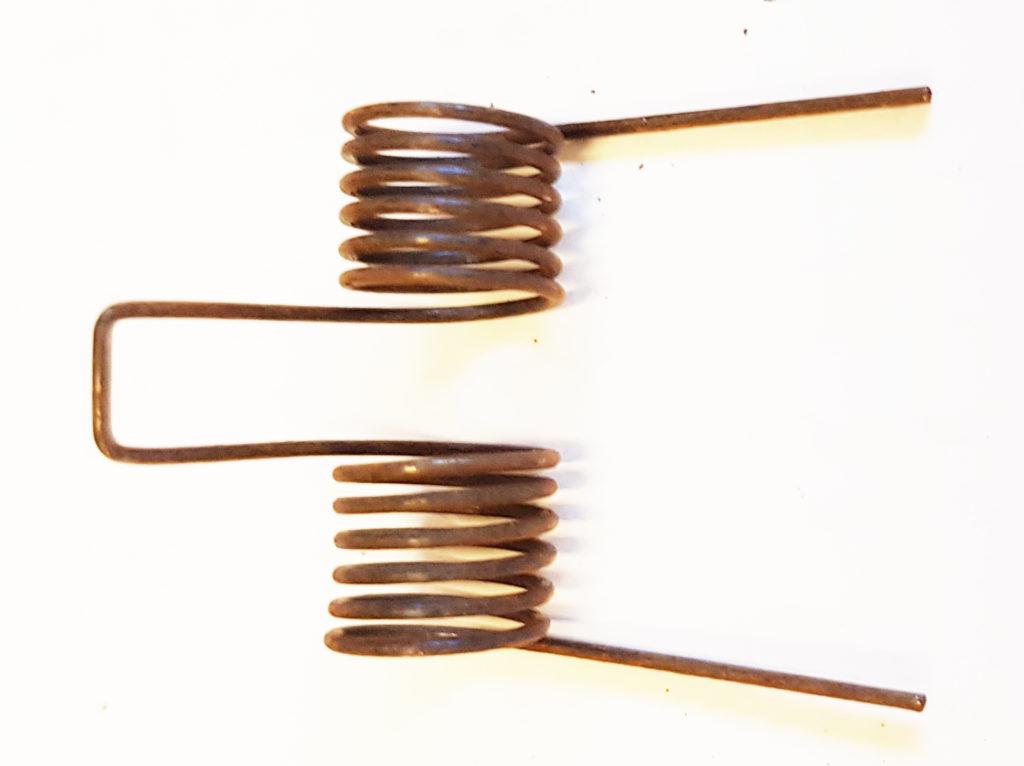 Самостоятельное изготовление и закалка пружины