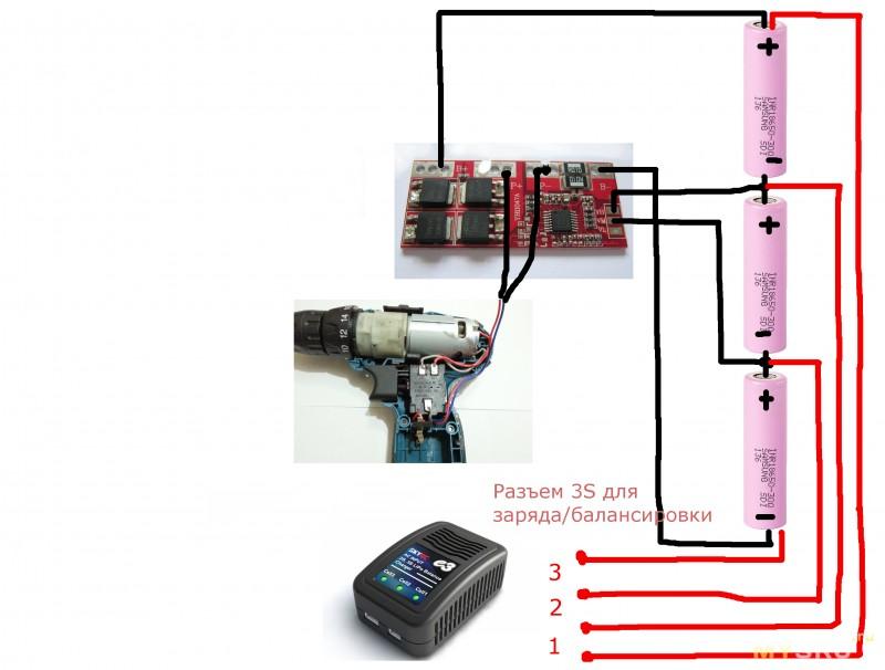 Как переделать аккумуляторный шуруповерт в сетевой: полезные советы