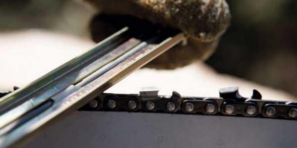 Как правильно ухаживать за цепью для бензопил stihl (штиль)