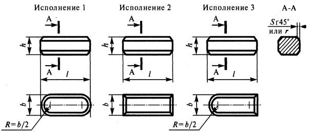 Гост 24071-80основные нормы взаимозаменяемости. соединения шпоночные с сегментными шпонками. размеры шпонок и сечений пазов. допуски и посадки