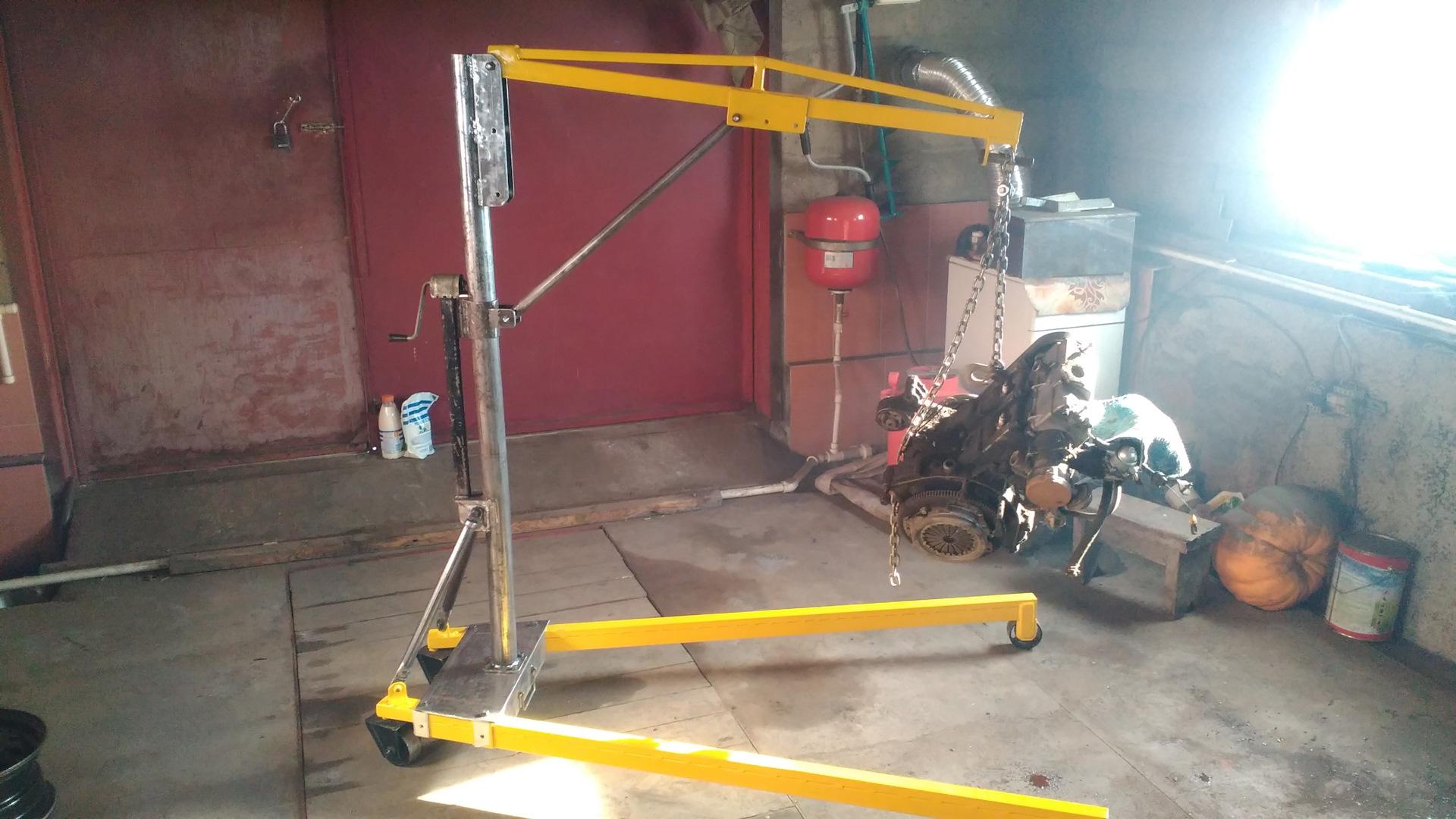 Как сделать самодельный подъемник для личного гаража? конструкции, инструкции по изготовлению своими руками