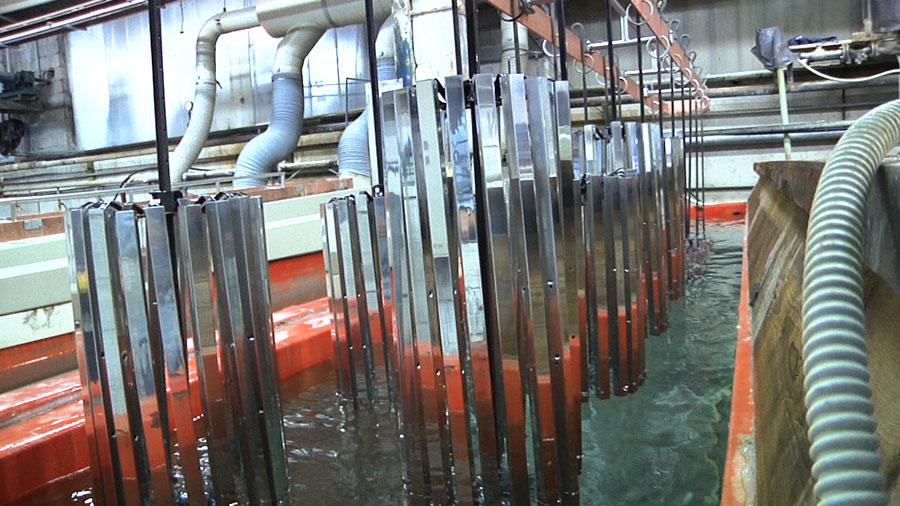 Оксидирование стали - основные промышленные способы и этапы