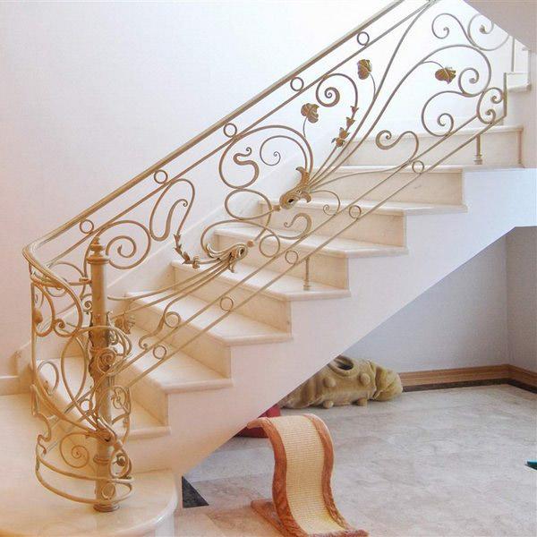 Винтовая лестница своими руками из металла - всё о лестницах