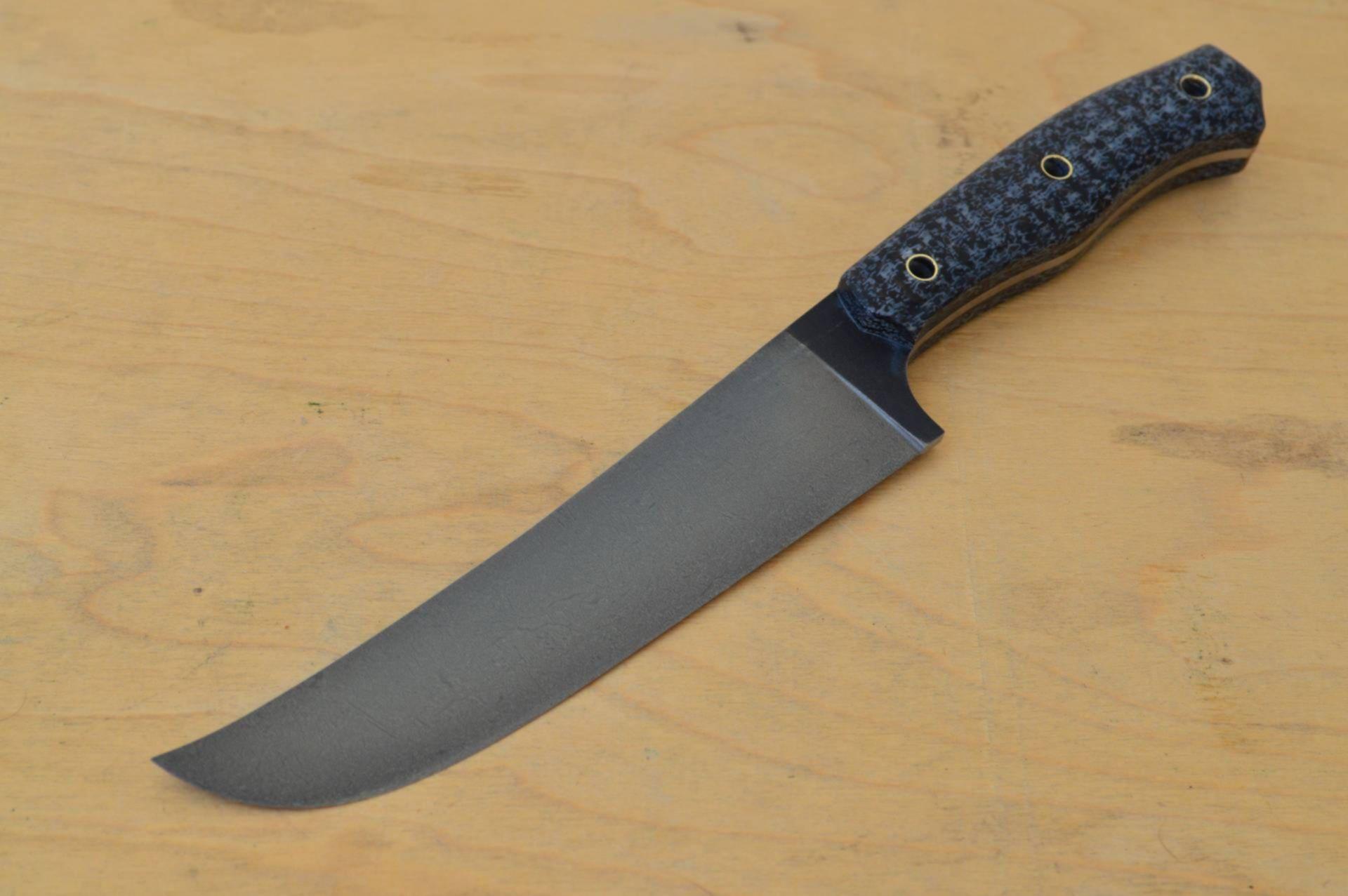 Сделать нож своими руками: от начала до конца