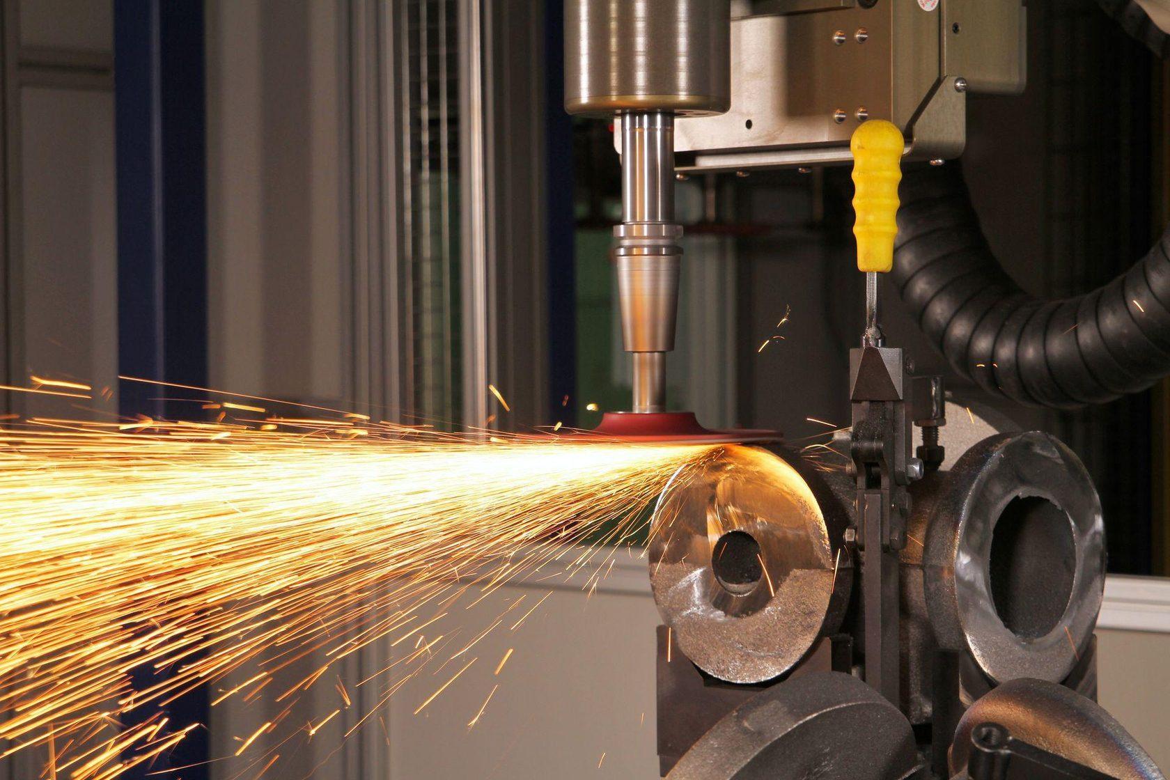 Плоское шлифование металла - справочник по металлообработке и оборудованию