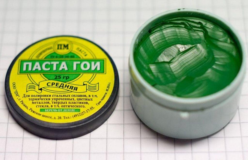 """5 мифов. абразивные полировальные пасты - журнал """"абс-авто"""""""