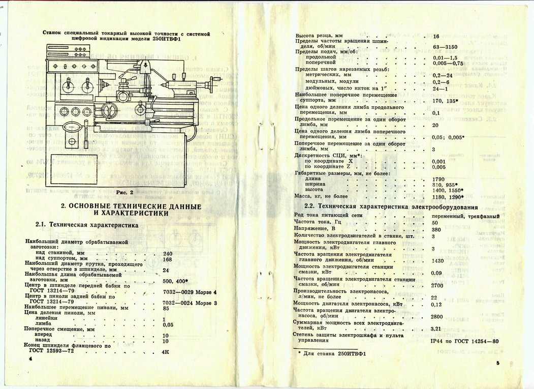 1ис611в станок токарно-винторезный высокой точности универсальный  схемы, описание, характеристики