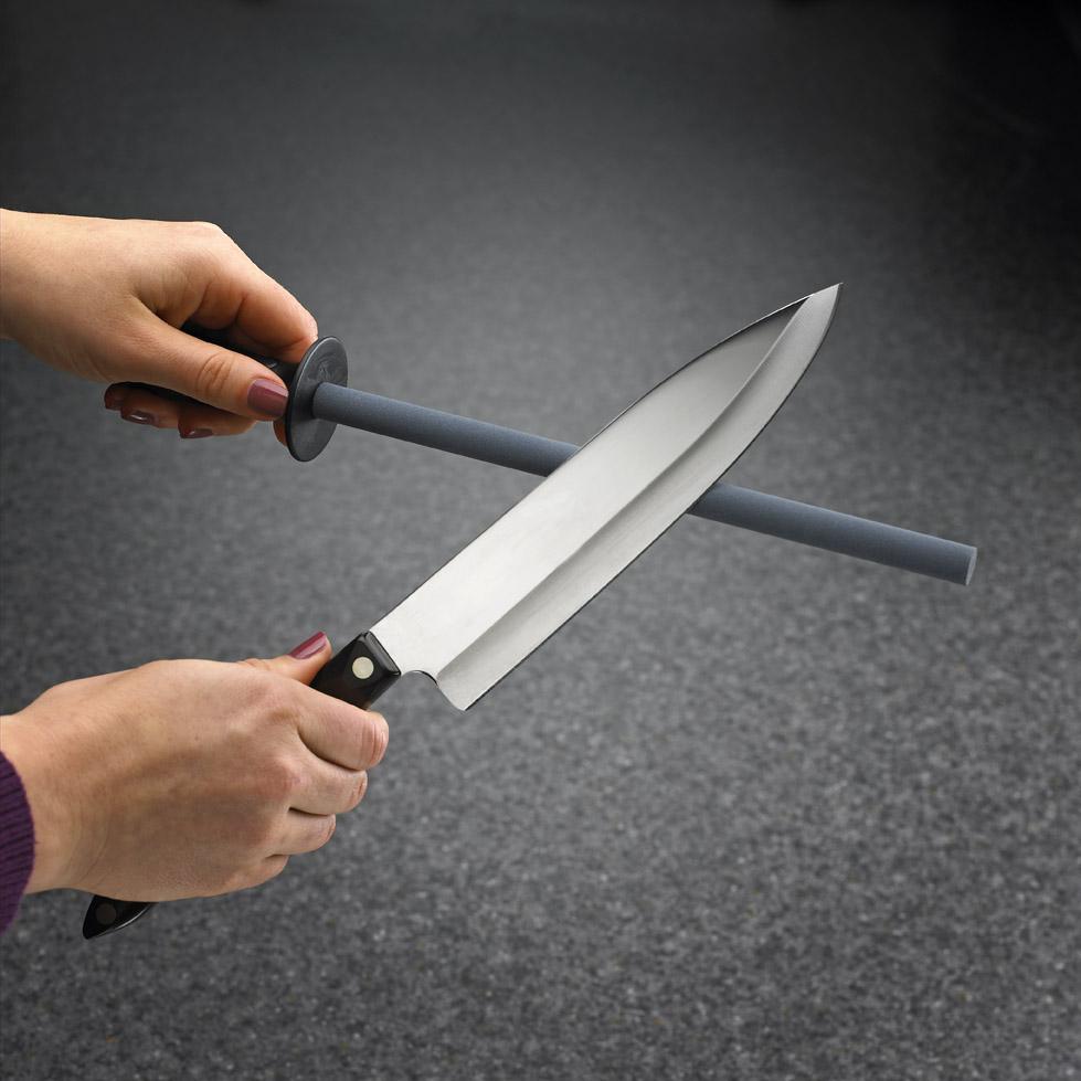 Как заточить кухонный нож – 7 шагов для новичков