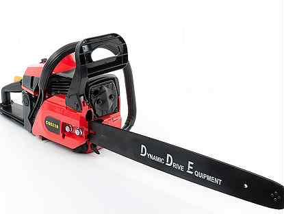 Бензопилы dde (dynamic drive equipment)