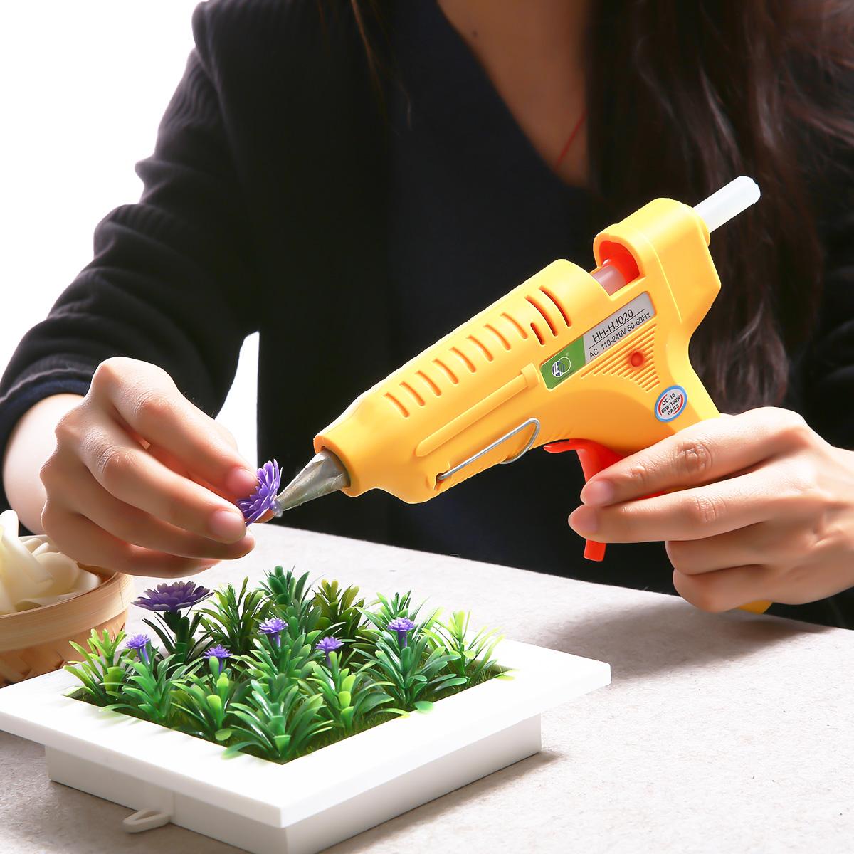 Советы по выбору и использованию клеевого пистолета