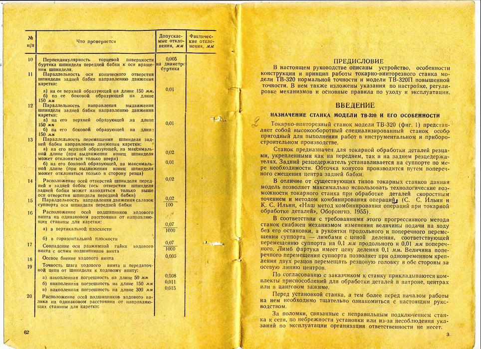 Токарный станок по металлу тв-7