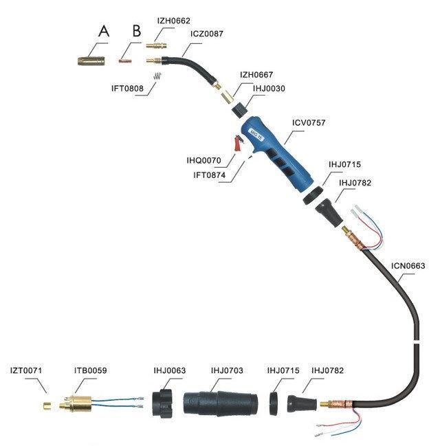 Сварочный полуавтомат своими руками: схема самодельного аппарата из инвертора