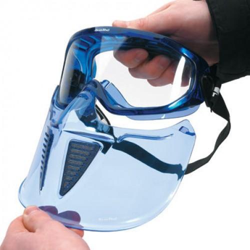 Очки защитные для работы с болгаркой или маска — что лучше