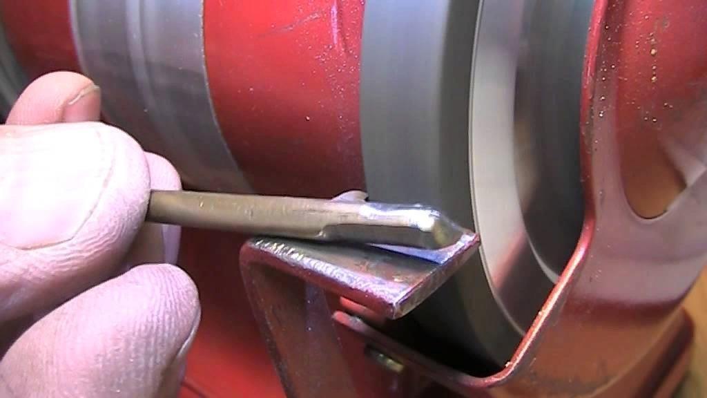 Как просверлить каленую сталь в домашних условиях