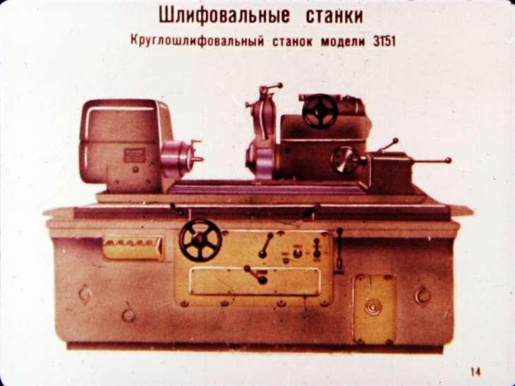 Универсальный круглошлифовальный станок, предназначение станков