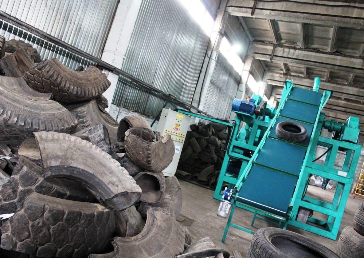 Оборудование для переработки шин: обзор различных станков и мини-заводов для утилизации резины