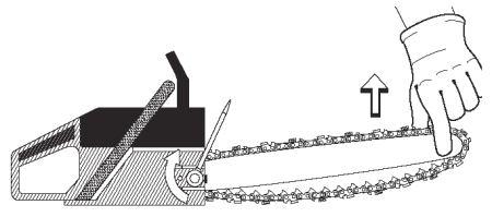 Натяжитель цепи бензопилы: устройство, виды, правильная натяжка