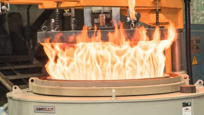 Нитроцементация сталей