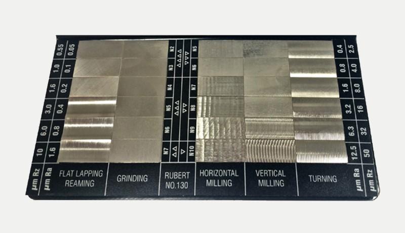 Контроль шероховатости поверхности