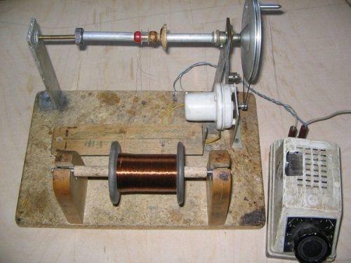 Способ намотки тороидальных трансформаторов