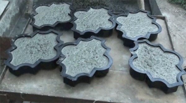 Что такое литой бетон