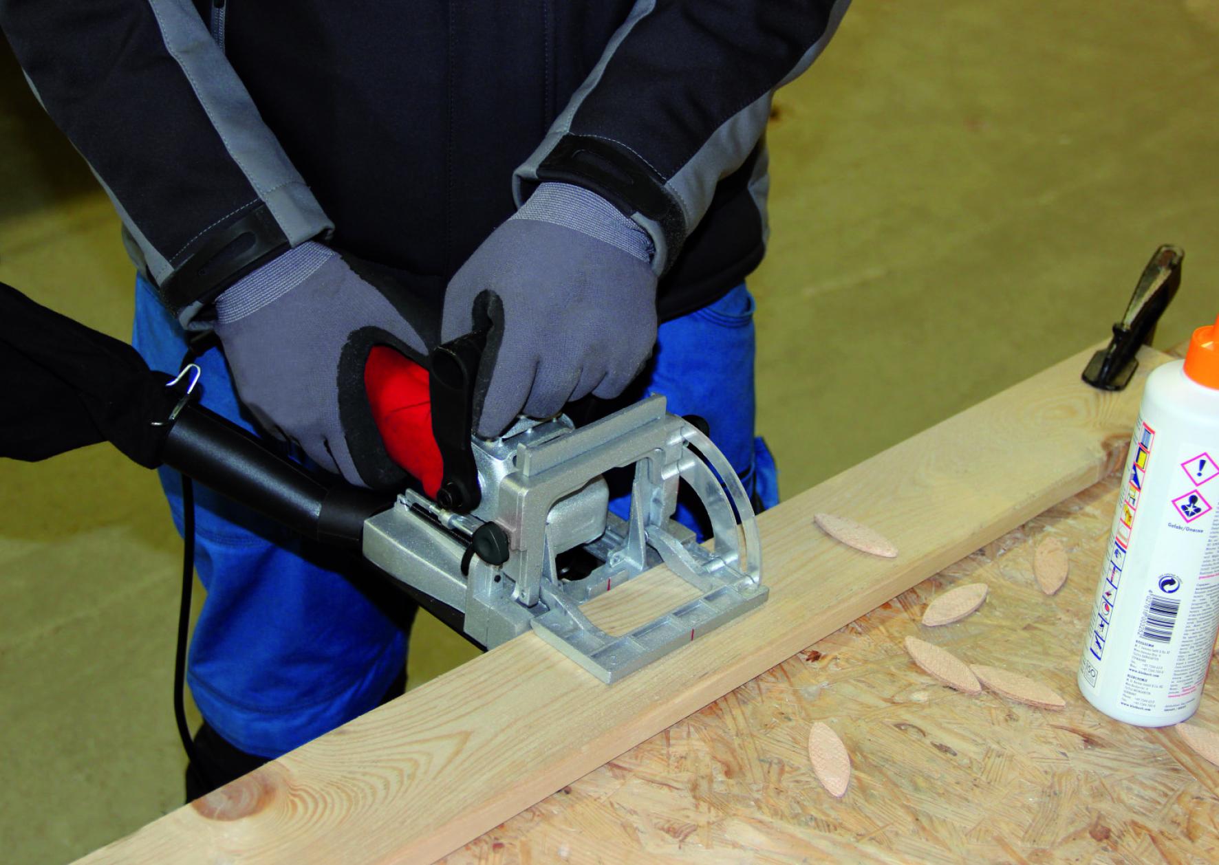 Ламельный фрезер — особенности конструкции, назначение, выбор