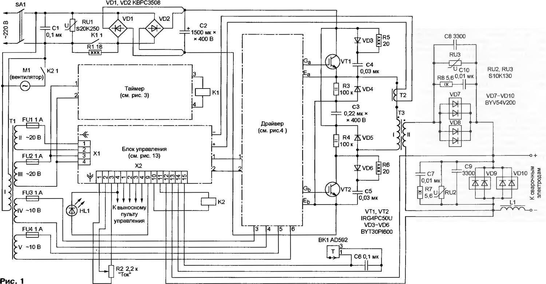Сварочный инвертор своими руками: схемы и порядок сборки