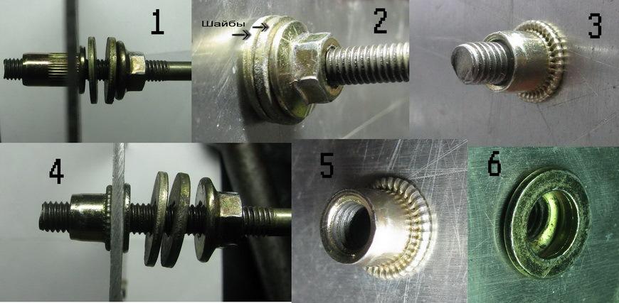 Резьбовые заклепки – простое соединение тонких листовых материалов