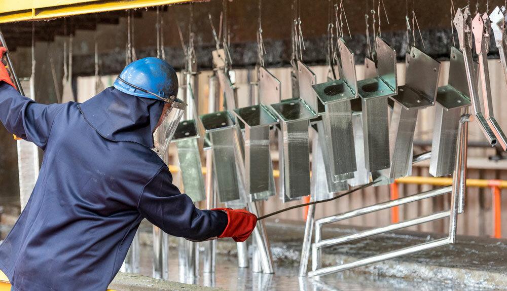 Холодное цинкование металла: составы и технология процесса