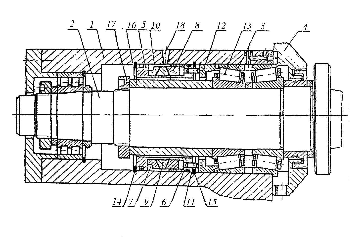Шпиндель для фрезерного станка с чпу: особенности, устройство