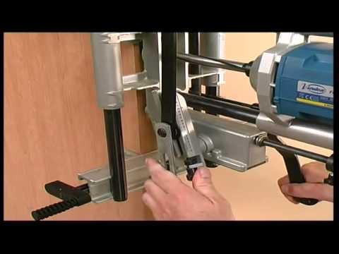 Выбор и правила использования фрезера для петель