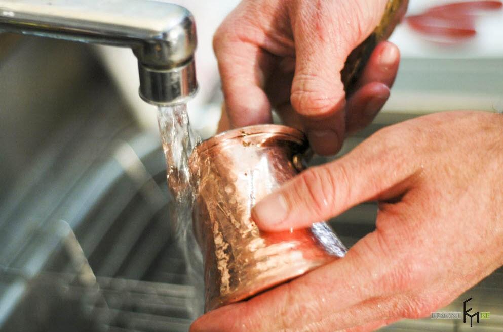 Чем чистят латунь в домашних условиях: 14 лучших средств для обработки, как защитить