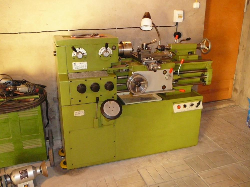 Токарно-винторезный станок 1п611